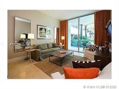 Miami Condo For Sale: 6799 Collins Ave #102