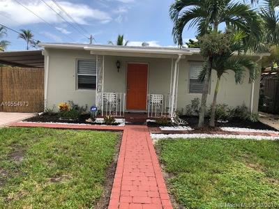 Fort Lauderdale Single Family Home For Sale: 1344 NW 5th Ave