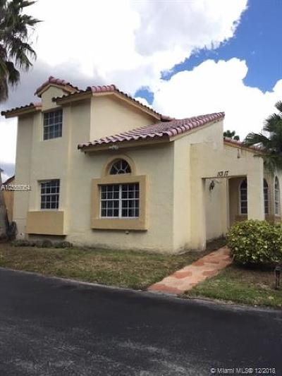 Miami Single Family Home For Sale: 11317 SW 158th Pl