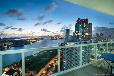 Condo Sold: 100 S Pointe Dr #2602