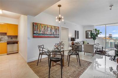 Miami Beach Condo For Sale: 6365 Collins Ave #2710