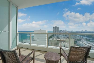 Miami Beach Condo For Sale: 4391 Collins Ave #1914