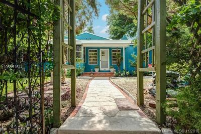 Miami Single Family Home For Sale: 650 NE 73rd St
