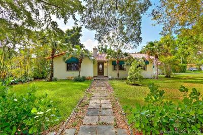 Coral Gables Single Family Home For Sale: 408 Bargello Ave