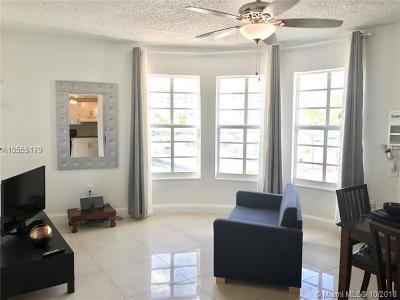 Miami Beach Condo For Sale: 4025 Indian Creek Dr #307