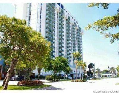 North Miami Condo For Sale: 13499 Biscayne Blvd #PH1709