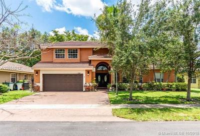 Coconut Creek Single Family Home For Sale: 4340 NW 53rd Ct