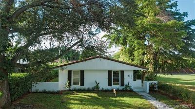 Miami Shores Single Family Home For Sale: 240 NE 97th St