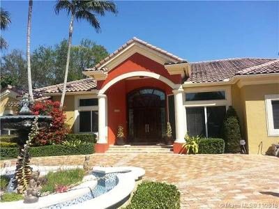 Miami Single Family Home For Sale: 7151 SW 78th Ct