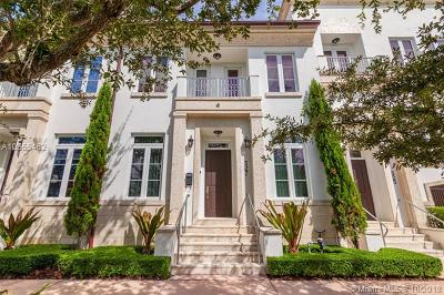 Coral Gables Condo For Sale: 527 Anastasia Ave #527