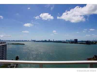 Miami Condo For Sale: 2020 N Bayshore Dr #1601