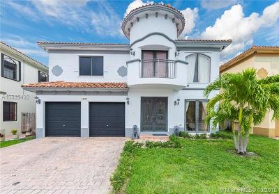Miami Single Family Home For Sale: 14459 SW 23rd Ter