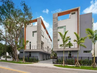 Coconut Grove Condo For Sale: 2924 Bird Avenue #1