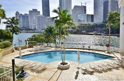 Miami Condo For Sale: 801 Brickell Key Blvd #1810