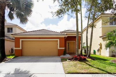 Weston Single Family Home For Sale: 466 Silver Palm Way