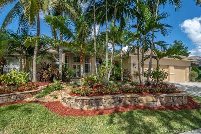 Broward County Single Family Home For Sale: 114 Dockside Cir