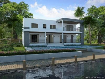 North Miami Single Family Home For Sale: 2045 Keystone Blvd