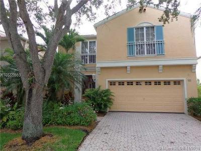 Palm Beach Gardens Single Family Home For Sale: 65 Via Verona