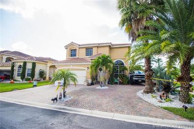 Pembroke Pines Single Family Home For Sale: 2090 NW 99th Ter
