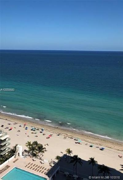 Hollywood Condo For Sale: 2401 S Ocean Dr #2605