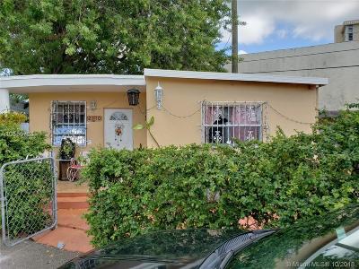 North Miami Beach Single Family Home For Sale: 2410 NE 135th Ter