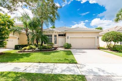 Broward County Single Family Home For Sale: 6281 SW 195th Ave