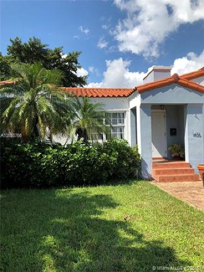 Miami Single Family Home For Sale: 1436 SW 13th Ave