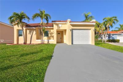 Cutler Bay Single Family Home For Sale: 8545 SW 211th Ter