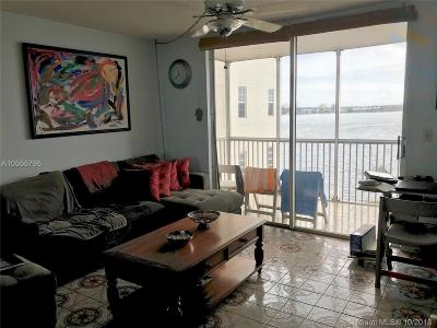 Aventura Condo Active With Contract: 2910 Point East Dr #M507
