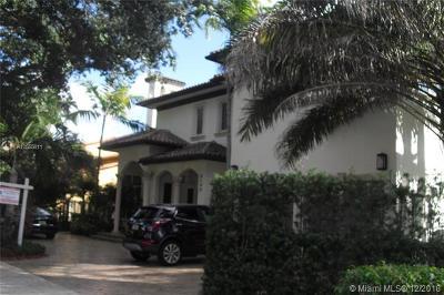 Miami Lakes Single Family Home For Sale