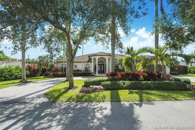 Miami Single Family Home For Sale: 9736 SW 141st Dr