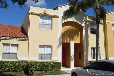 Sunrise Condo For Sale: 4021 NW 90th Ave #4021