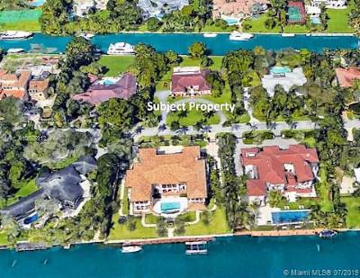 Coral Gables Single Family Home For Sale: 501 Arvida Pkwy