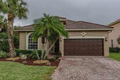 Pembroke Pines Single Family Home For Sale: 131 SW 167th Ave