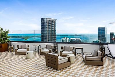 Miami Condo For Sale: 801 S Miami Avenue #2709