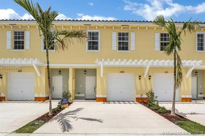 Broward County Condo For Sale: 4031 NW 11th St
