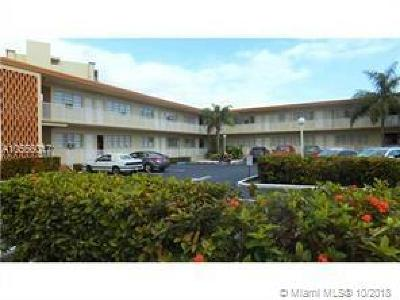 Hallandale Condo For Sale: 26 Diplomat Pkwy #2350