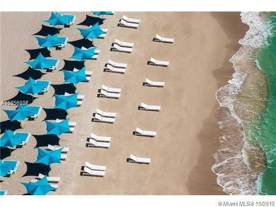 Sunny Isles Beach Condo For Sale: 18001 Collins Ave #1216