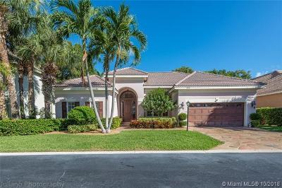 Palm Beach Gardens Single Family Home For Sale: 150 Oakwood Ln