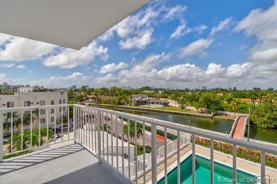 Miami Beach Condo For Sale: 2829 Indian Creek Dr #503