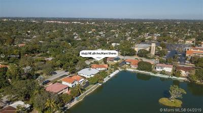 Miami Shores Single Family Home For Sale: 10451 NE 4th Ave