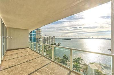 Miami Condo For Sale: 2020 N Bayshore Dr #1107