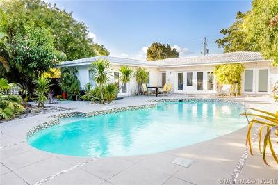Miami Beach Single Family Home For Sale: 620 N Shore Dr