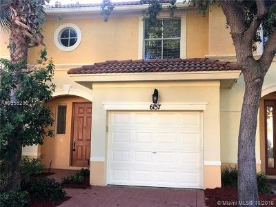 Palm Beach County Single Family Home For Sale: 6157 Seminole Gardens Cir