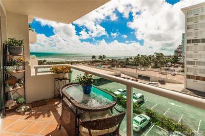 Miami Beach Condo For Sale: 5333 Collins Ave #403