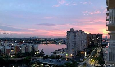 Sunny Isles Beach Condo Active With Contract: 231 174th St #1808