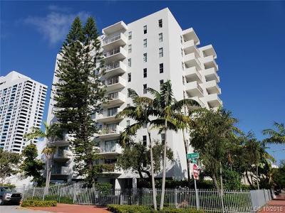 Miami Beach Condo For Sale: 1300 Alton Rd #7D