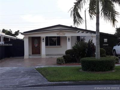 Hialeah Single Family Home For Sale: 716 W 37th St