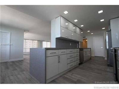 Hollywood Condo For Sale: 2751 S Ocean Dr #1405N