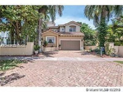 Miami Beach Single Family Home For Sale: 6045 La Gorce Dr